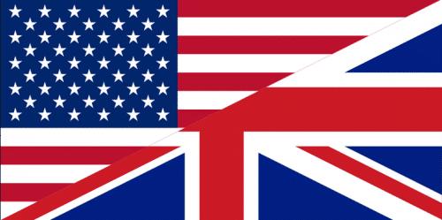 تفاوت لهجه بریتیش با لهجه آمریکایی