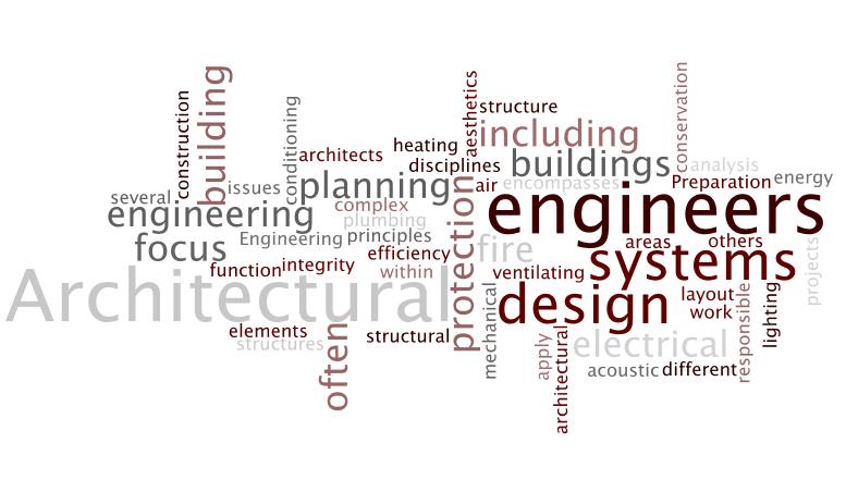 ترجمه تخصصی معماری