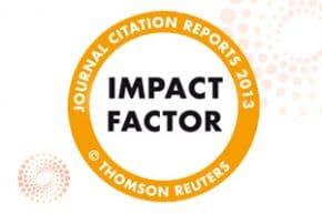 impact factor ژورنالهای ISI
