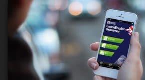 آموزش زبان انگلیسی از طریق اپلیکیشن موبایل