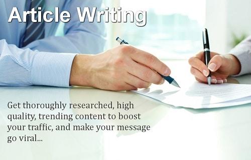 article writing آموزش مقاله نویسی